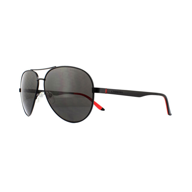 0a0f3cee58 Carrera Gafas de Sol Carrera 8010/S 003 M9 Negro Mate Verde Polarizado
