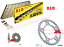 Honda-CBF1000-DID-Gold-X-Ring-Chain-and-JT-Sprockets-Kit-Set-2011-to-2015 thumbnail 1