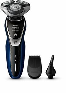 the latest 2df03 0c711 Details about Philips Norelco Electric Shaver 5570 Wet & Dry, S5572/90 with  Turbo+ mode