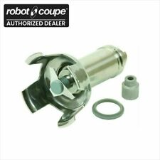 Robot Coupe 39335 Stainless Steel Mp350 Mp450 Bell Cover Genuine With Blade