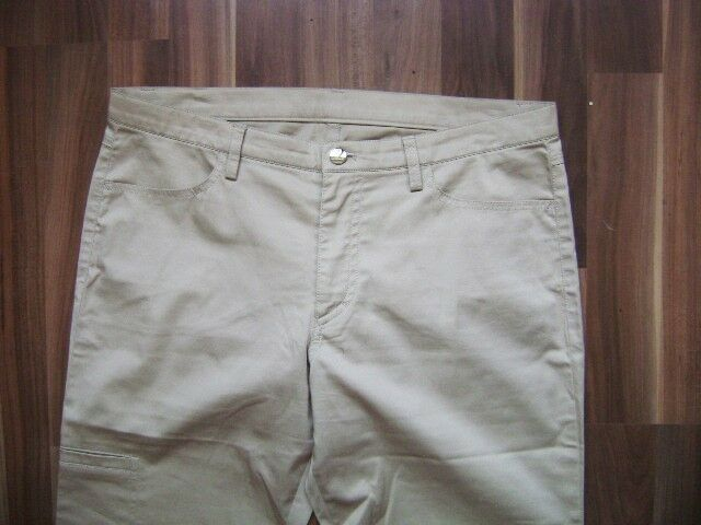 @Bogner@ Trousers Beige Basic Business Size S gr. 36 GB 10 US 8 Long F 38