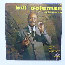 BILL COLEMAN with THE TREMBLE KIDS Sweet Lorraine 4342