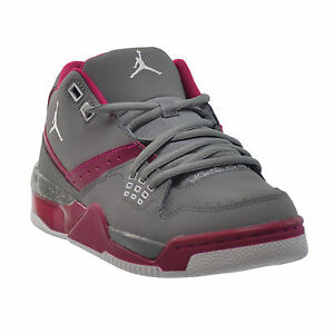 02e2c7021f039b 768910-026 Nike Air Jordan Flight 23 (GG) Cool Grey Sport Fuchsia ...