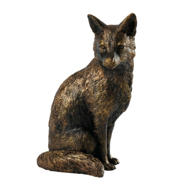 Border Fine Arts Studio Fox Figurine NEW in Gift Box