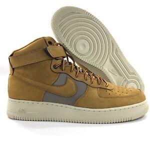 Khaki 1 Nike Force PRM Bone 13 '07 about Details Wheat White 525317 Light Air 700 Men's High nwkONPXZ80