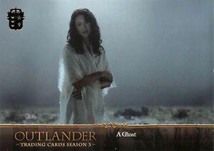 Outlander-Season-3-GOLD-FRASER-CREST-VARIANT-Base-Trading-Card-05-A-GHOST