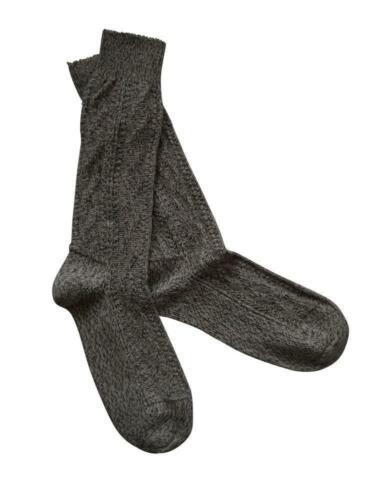 braun meliert Strümpfe Trendige Herren Trachten Socken Fb beige