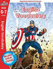 Captain America: English Vocabulary, Ages 6-7 by Scholastic (Paperback, 2016)