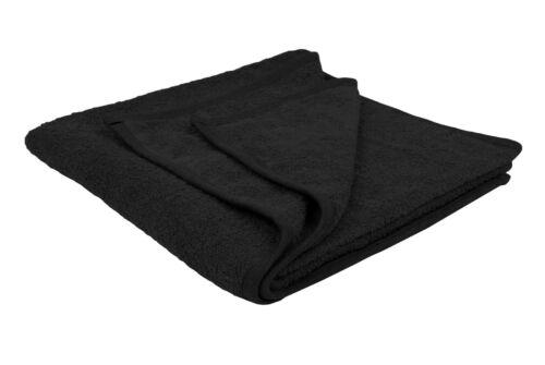 Bath Sheet Absorbent Luxury Bath Towel Soft Black Large Hotel, Spa, Bath
