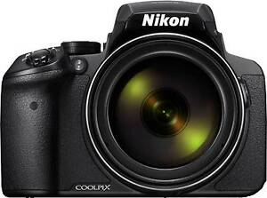 Nikon P900 Point & Shoot Camera with free 16 GB Memory Card...