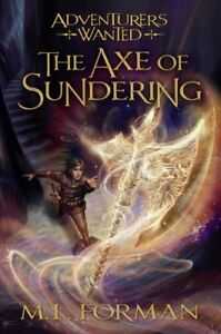 Axe-of-Sundering-Hardcover-by-Forman-M-L-Brand-New-Free-shipping-in-the-US