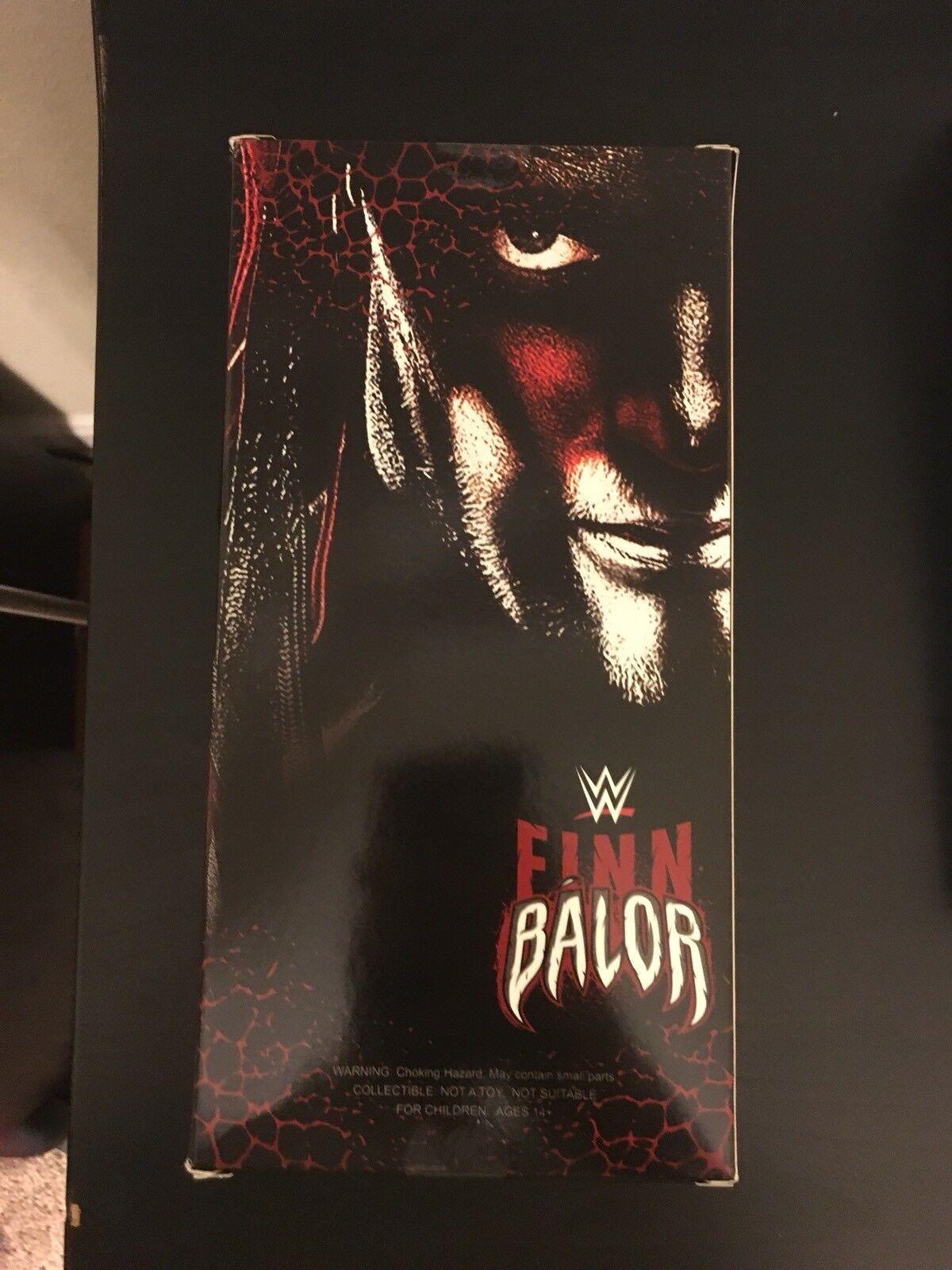 """WWE 2K17 Finn Balor Balor Balor The Demon 8"""" Exclusive Collectible Figure NXT in Box df20d2"""