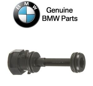 For BMW E46 A//T Radiator Coolant Flow Adjustment Screw+Drain Plug water Adjust