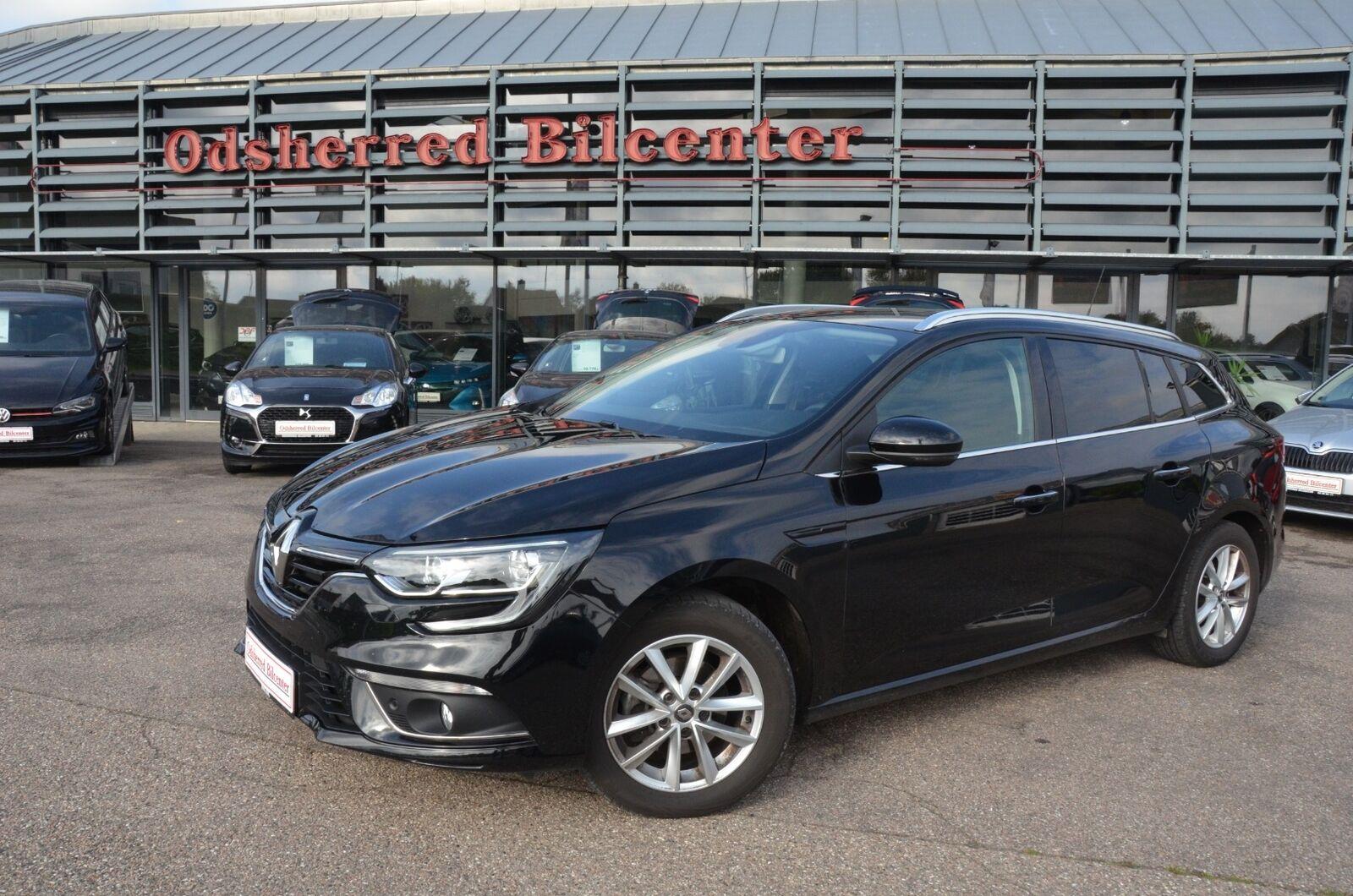 Renault Megane IV 1,5 dCi 115 Zen ST 5d - 188.500 kr.