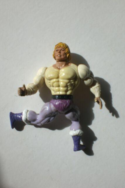 1981 Vintage Masters of the Universe He Man Action Figure Prince Adam MOTU