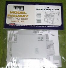 Dapol MODERN SHOP 1/76 Scale scenery Kit 00/HO C31