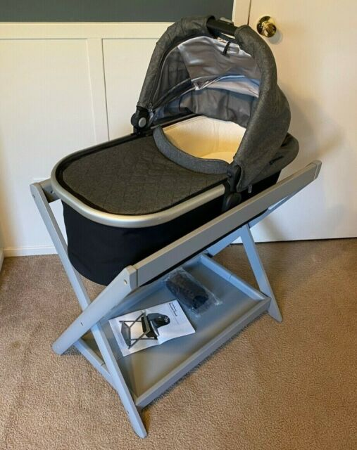 UppaBaby Vista 2019 Bassinet and Stand and More Buybuy ...