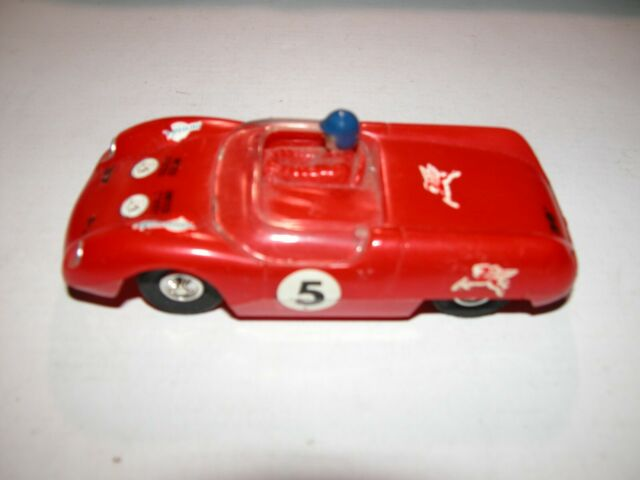 Eldon Lotus 1/32 Scale Slot Car No Motor Wires Or Guide Flag