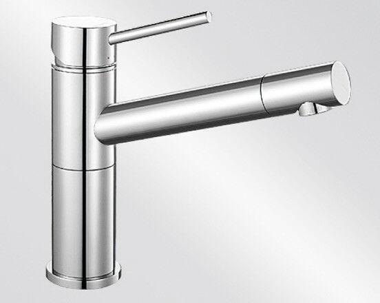 Weiß ALTA Compact mit metallischer Oberfläche