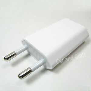 apple iphone 5 charger genuine apple ipod iphone 5 5c 5s 4 4s eu charger 13428