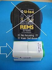REMS Akku 1.6 Ah 14,4V Akku 571545  Zellpack für Mini Press Ex Ax Press löten