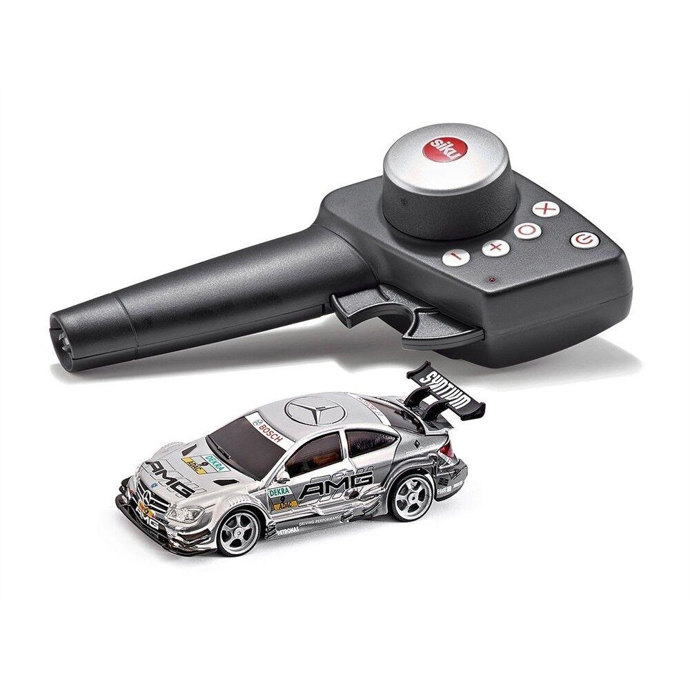 Siku Racing Mercedes AMG COUPE - 6824 DTM C Coup Set 143 Siku mastab NUOVO