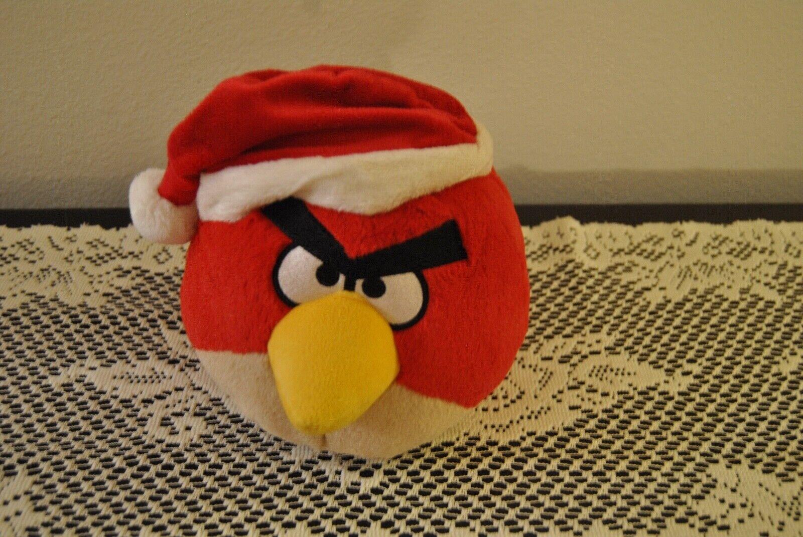 Angry Bird Red Red Bird Rare Christmas Bird 8