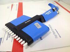 Labpette Discovery Digital Pipette 12 Channel Multichannel 50 300 Ul 716