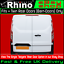 Rear Ladder Roller System For Nissan NV200 2009-2019 Rhino Delta 2-3 Roof Bars