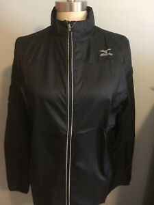 Mizuno-Cabrakan-Running-Jacket-Women-s-size-Large-New-with-tags-Weighs-3-7oz