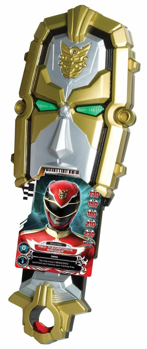 Power Rangers Megaforce Deluxe Gosei Morpher, New, Free Shipping