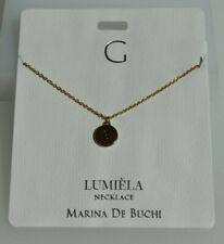 Personalised Name Necklaces Lumiela Marina De Buchi Starts with I J and K