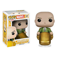 Funko Pop 2014 Marvel Classic X-men Professor X 57 Vinyl 3 3/4 Figure In Stock