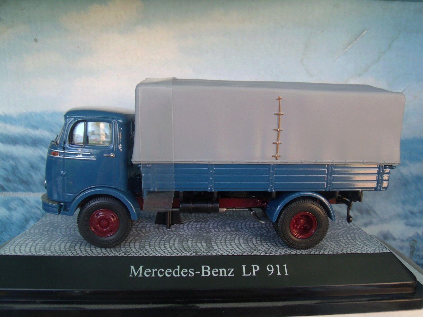 1 43 Premium ClassiXXs (Allemagne) MERCEDES BENZ LP 911 camion Limited 1 of 1000