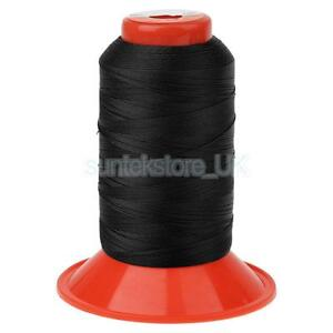 1PCS-Strong-Bonded-Nylon-Sewing-Thread-Spool-500-Meters-Black