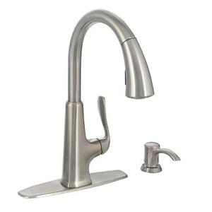 Price Pfister F 529 7pds Pasadena Pull Down Kitchen Faucet