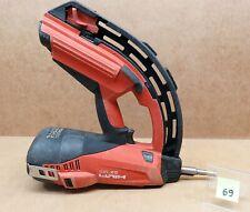 Hilti Gx120 Gas Actuated Fastening Tool Nailer Nail Gun For Parts