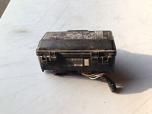 honda s2000 ap1 ap2 fuse box 1999 2006 image is loading honda s2000 ap1 ap2 fuse box 1999 2006