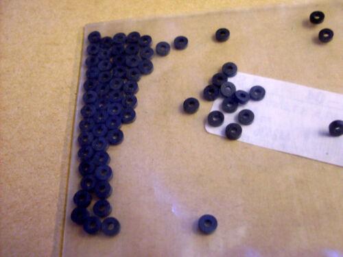 Kleine stabile Gummiringe Neu OVP Durchmesser aussen 4mm 400 Gummischeiben
