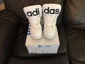 Details about Jeremy Scott Adidas Instinct HiNEW IN BOX sneakers tennis RARE AUTHENTIC adidas