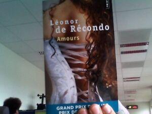 Amours-de-Recondo-Leonor-de-Livre-d-039-occasion