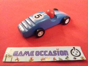 N°5 Voiture Détails Pintoy Vintage Car Figurine Jouet En Course Sur Bleue Bois 6yYf7bg