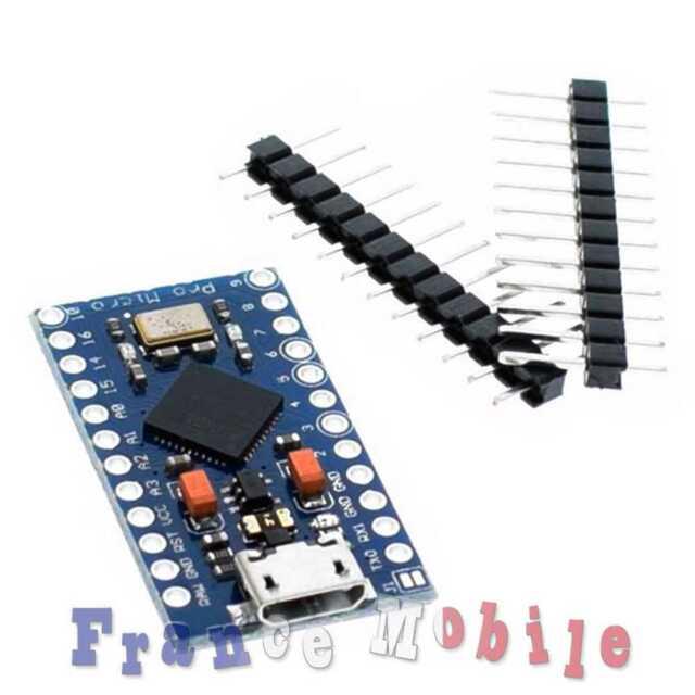 Arduino pro micro compatibles Board Atmel ATmega32U4 16MHz 5V USB Compatible