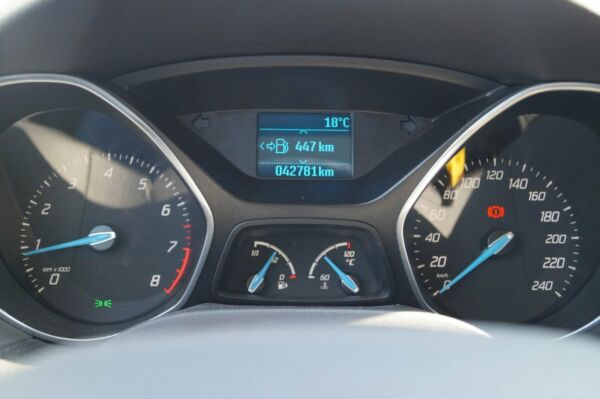 Ford Focus 1,6 Ti-VCT 105 Trend billede 10