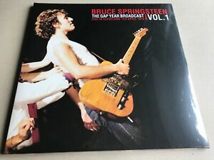 THE-GAP-YEAR-BROADCAST-VOL-1-by-BRUCE-SPRINGSTEEN-2-x-vinyl-lp-PARA158Lp
