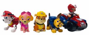 Paw-Patrol-Kids-TV-Show-Mini-Figures-incl-Ryder-Chase-Marshall-Bundle