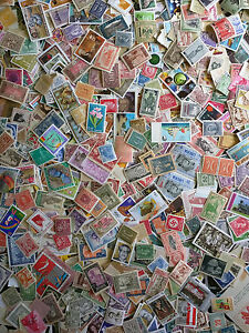 50-Different-Worldwide-Foreign-MINT-Stamps-from-Large-Collection-MNH-MH