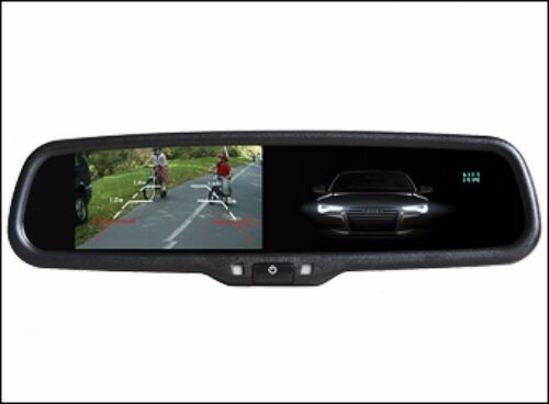 """Crimestopper SV-9156 Replacement Rear View Mirror 4.3/"""" Display New SV9156"""