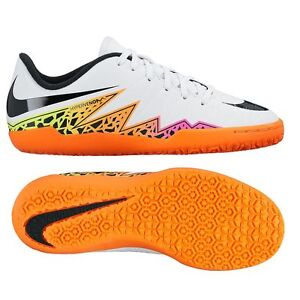 414fe7c6d Nike HyperVenom Phelon II Indoor 2016 Soccer Shoes Multi Color Kids ...