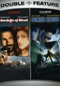 Tales-from-Crypt-Bordello-of-Blood-amp-Demon-Knight-New-DVD-Widescreen